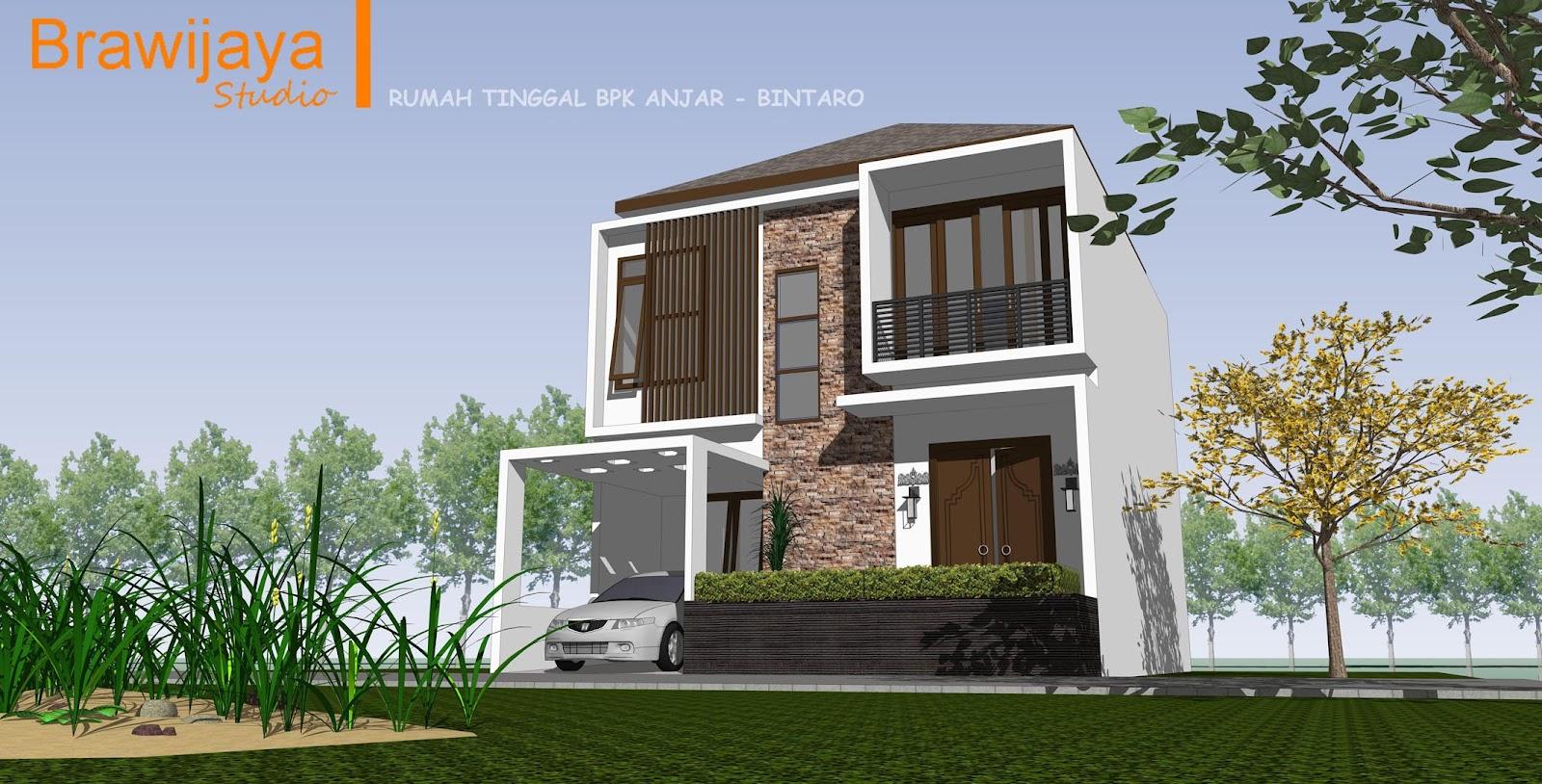 membangun rumah 2 lantai jasa desain rumah m2