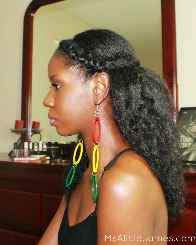 Natural Hairstyles Tutorials For African American 141016 |