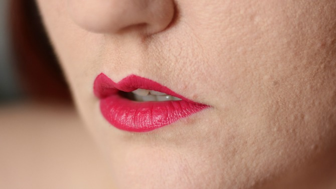 KISStick in Frisky Fuchsia