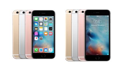 harga dan spesifikasi iphone 6s dan iphone 6s plus