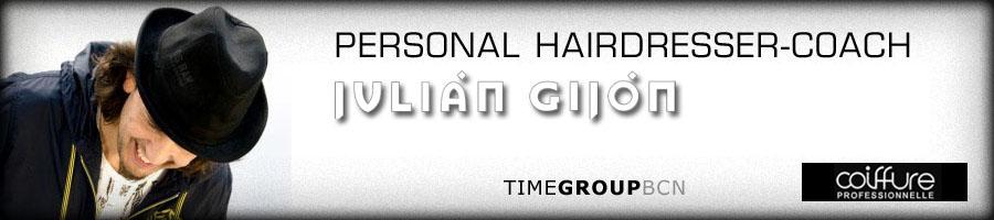 JULIAN GIJON PERSONAL HAIRDRESSER-COACH
