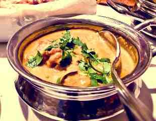 Ceylon chicken curry