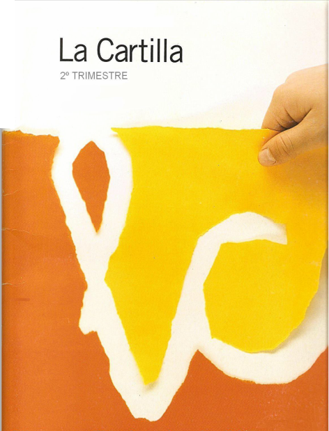 Cartilla de lectura 2