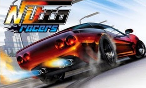 لعبة سباق سيارات Nitro Racers