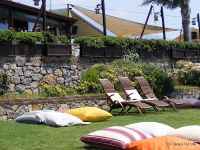 Şat Beach Club, Calis Beach