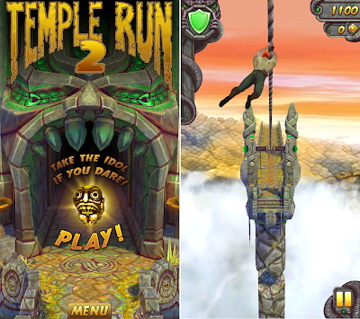 SKK Mobile Silver Temple Run 2