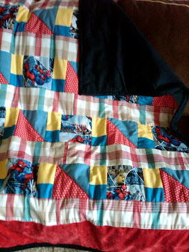 Reuben's quilt