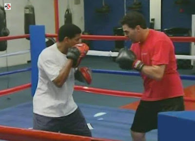 Adam Carolla Boxing