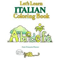 Amazon.com: Let's Learn French Coloring Book (Let's Learn Coloring