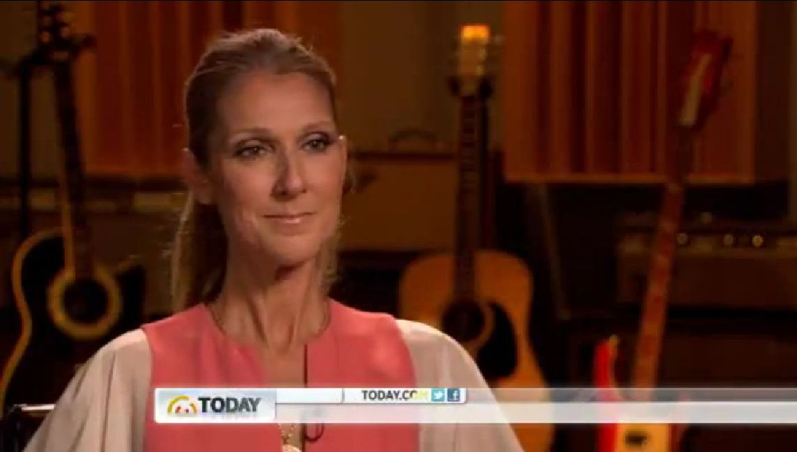 Celine dion on gma today celebrity big brother 2014 for Adhemar dion maison