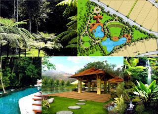 Amenities at Forest Farms Angono at Havila