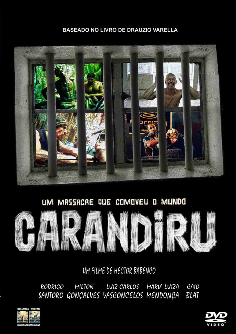 CAPA E RENDERS BAIXAKI FILMES: Carandiru