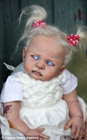 Gothic Reborn Nursery Article Zombie Dolls Are Creepy