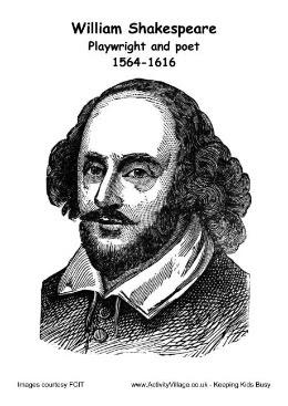 William Shakespeare crítica a internet