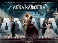 Various characters from Anna Karenina dancing
