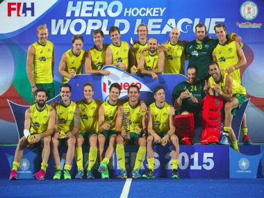 HOCKEY HIERBA - Liga Mundial masculina 2015 (Raipur, India): Australia domina el hockey mundial