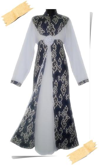 Model Baju Batik Kombinasi Terbaru 2014 Trend Busana 2014