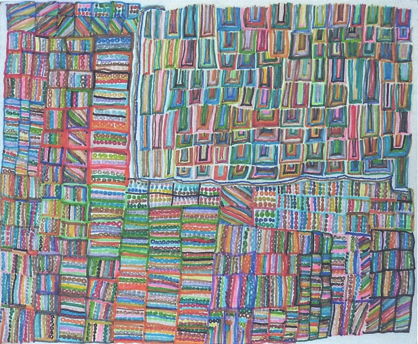 essay on quilting