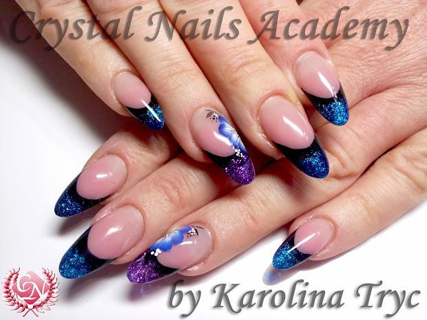nail art acrylic uv