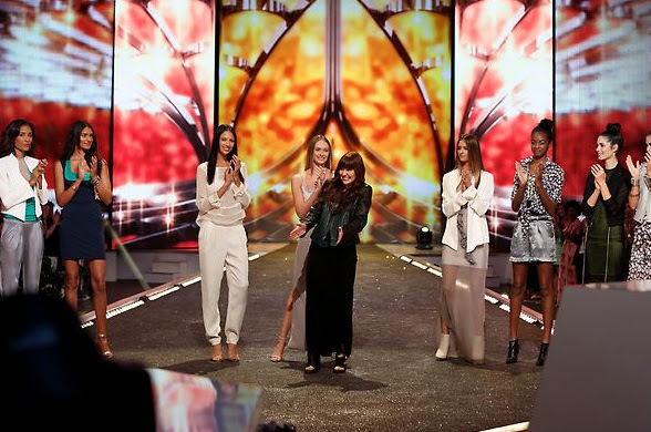 Cassandra Fashion Star Finale
