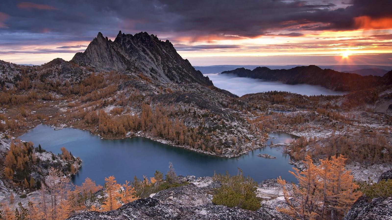 Prusik Mountain Peak