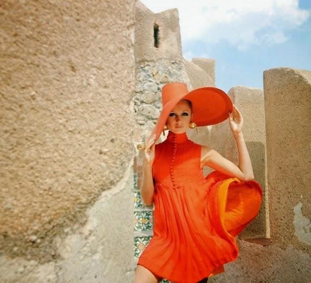 vestido moda tangerina 5