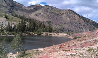 Lake Blanche, Brighton Utah