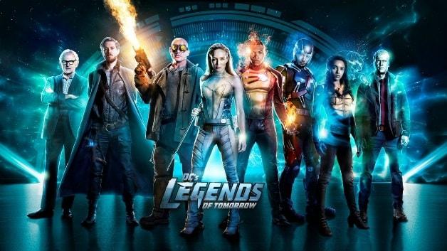 DC´s Legends Of Tomorrow Temporada 3