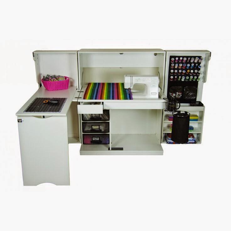 El rincon scrap muebles para for Muebles de costura