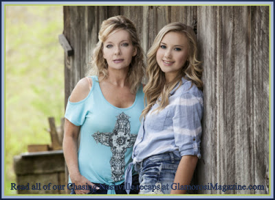 Lana and daughter Lauren Marie Presley from Chasing Nashville