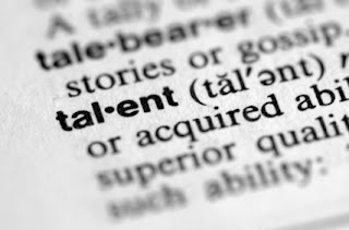 The word talent