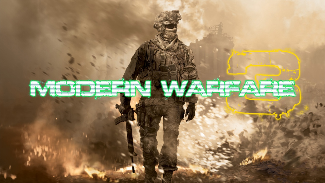 Call Of Duty Modern Warfare 3 Wallpaper In HD Gamespot