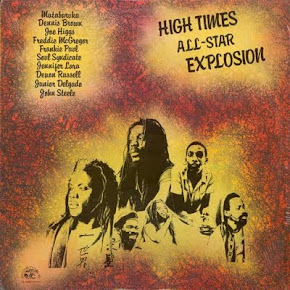 HIGH TIMES ALL STAR EXPLOSION  LP(COM A FAIXA SO I GO-JOE HIGGS