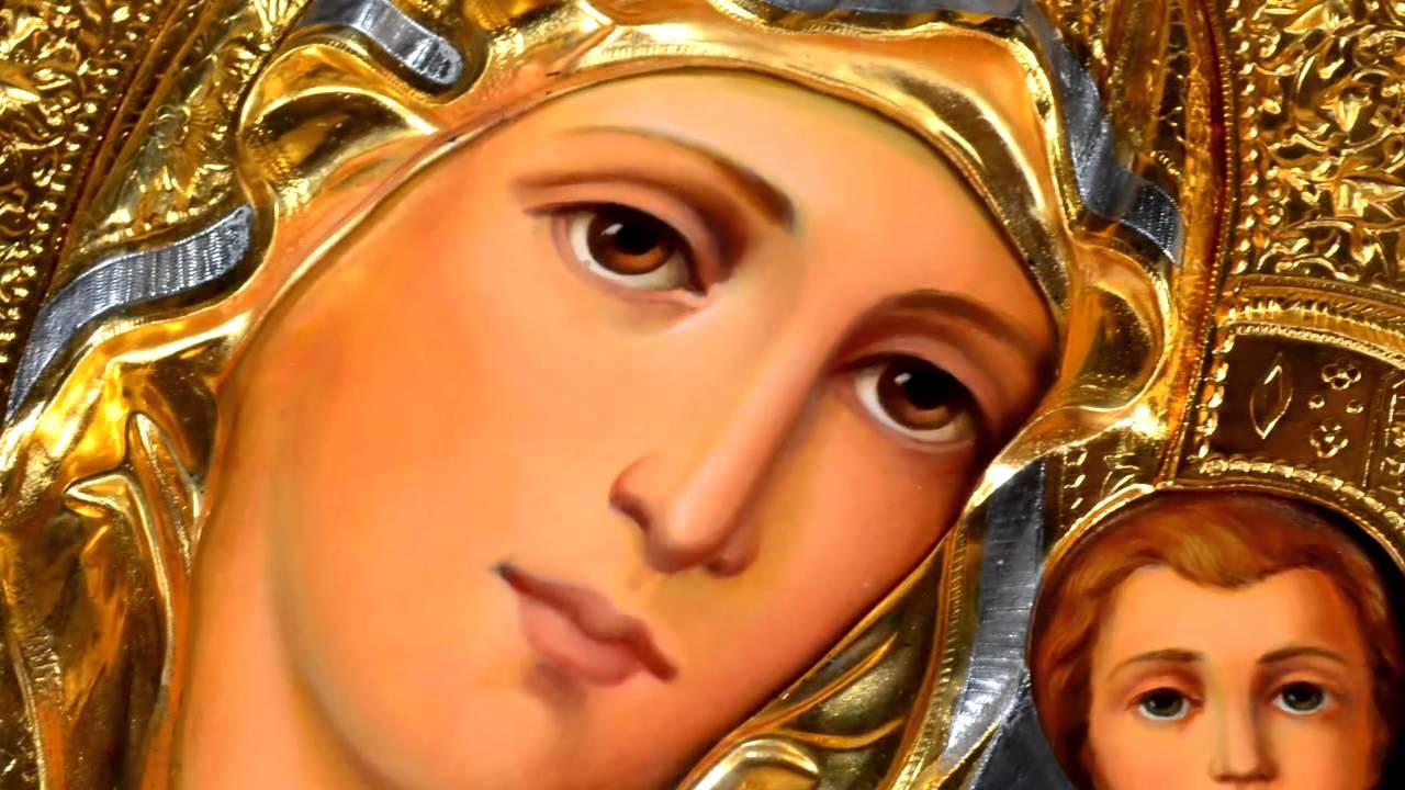 Madre, no dejes de pedir por la humanidad