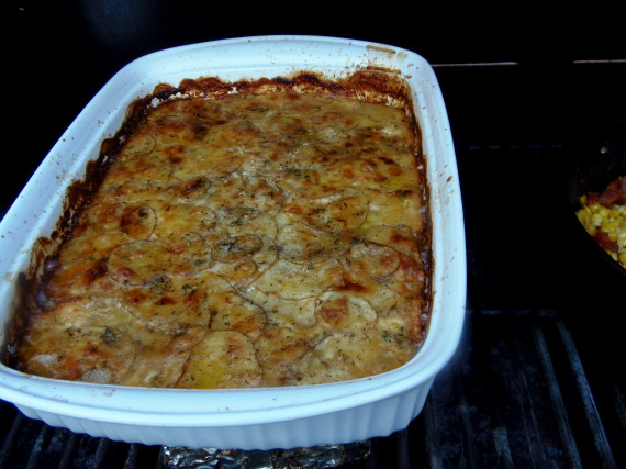 Potato Gratin With Beer Recipe