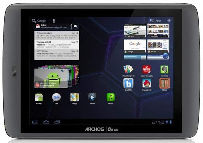 ARCHOS 80 G9 Tablet PC