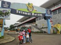 Wisata Kampung Gajah Wonderland Di Bandung Jawa Barat