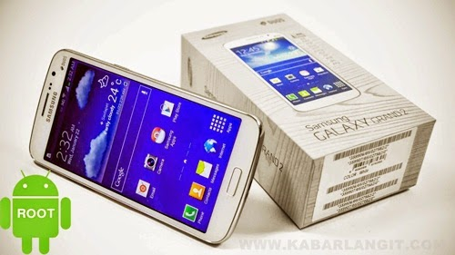 Samsung Galaxy Grand 2SM-G7102