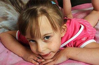 Bethany Jordan Orang-Orang Dengan Organ Tubuh Terbalik