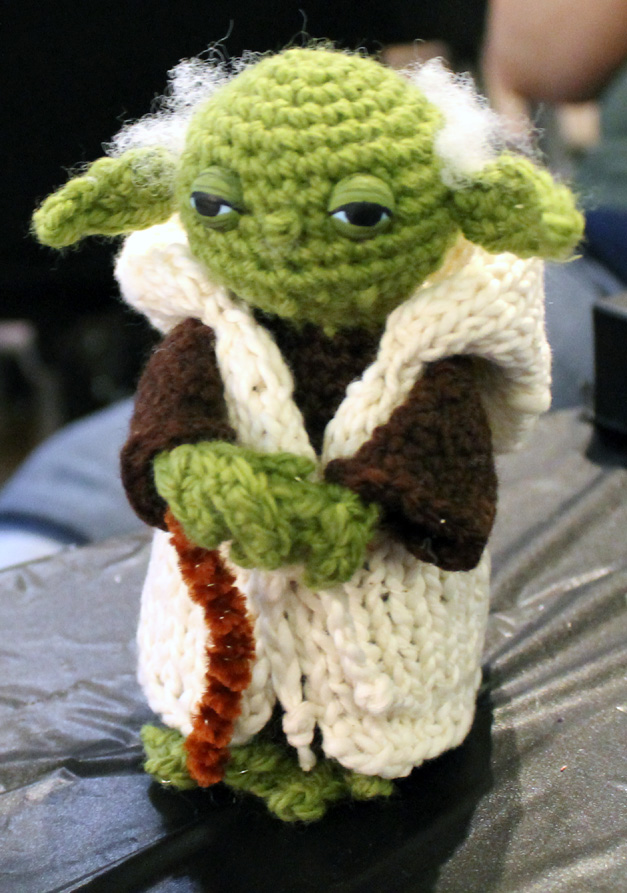 Amigurumi Yoda : 1000+ images about Products I Love on Pinterest ...