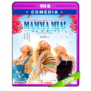 Mamma Mía! Vamos otra vez (2018) WEB-DL 720p Audio Dual Latino-Ingles