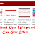 Related Post Widget With New CSS Hover Effects For Blogger