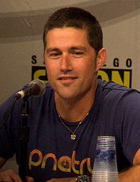 Matthew Fox at 2008 Comic Con crop Lost TV Cast: Where are They Now?