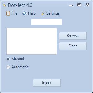 op8cM CrossFire DotJect Version 4.0 injektör indir