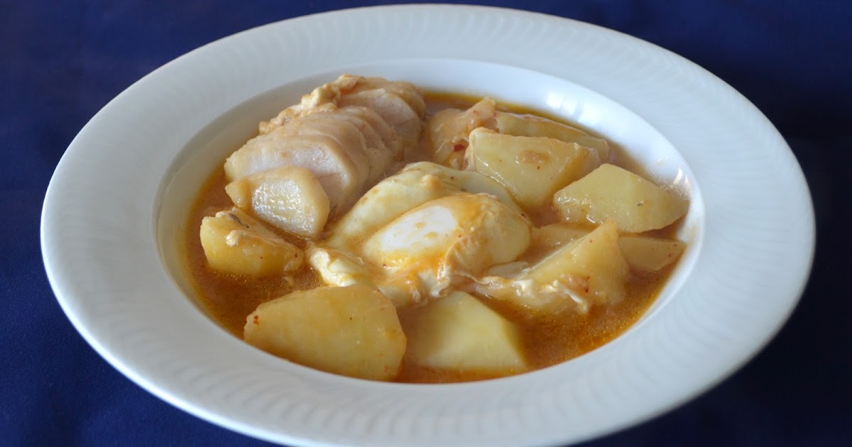 Cocinar con c hervido colorao de merluza for Cocinar con 20 soles