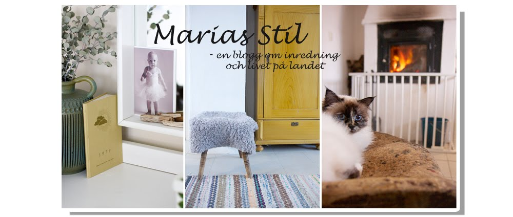 Marias Stil