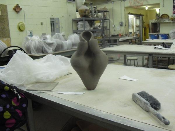 Art In The Morning Ceramic Coil Pots