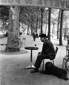 Oscar Wilde, (Imagen: Jacques Prevert, París 1955)