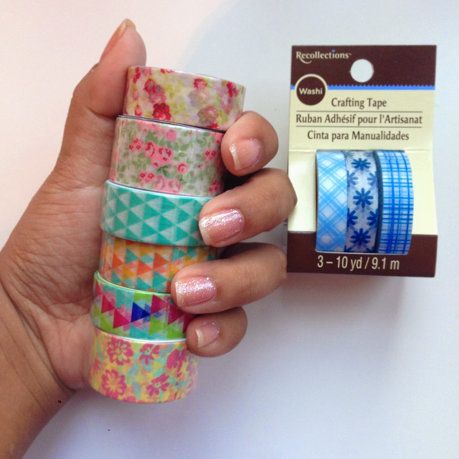 Planner decorating essentials stickers washi tape for How do you use washi tape