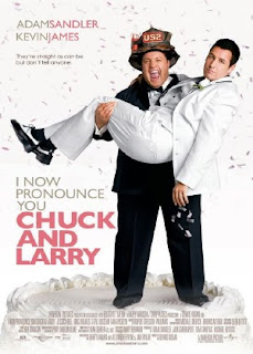 Hôn Nhân Đồng Tính - I Now Pronounce You Chuck And Larry